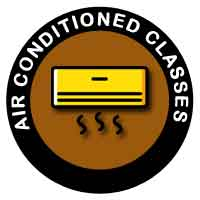 air conditioned classes