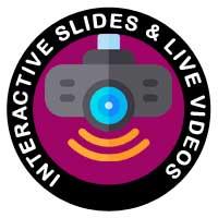 Interactive Slides & Videos